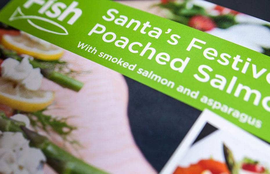 Packaging Design - ASDA Fish - Product View