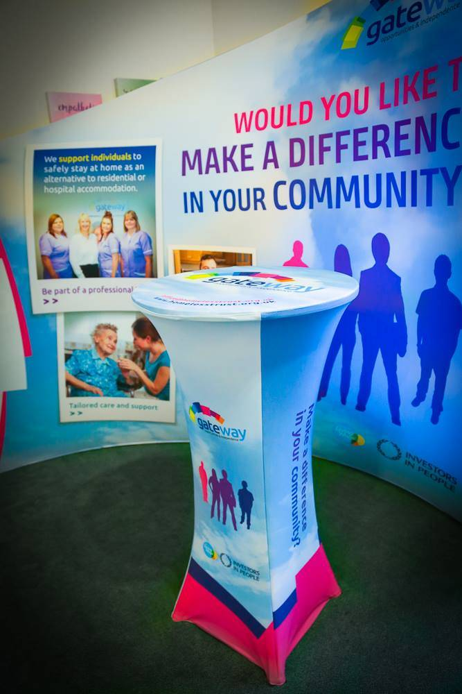 Exhibition Stand Design - Gateway