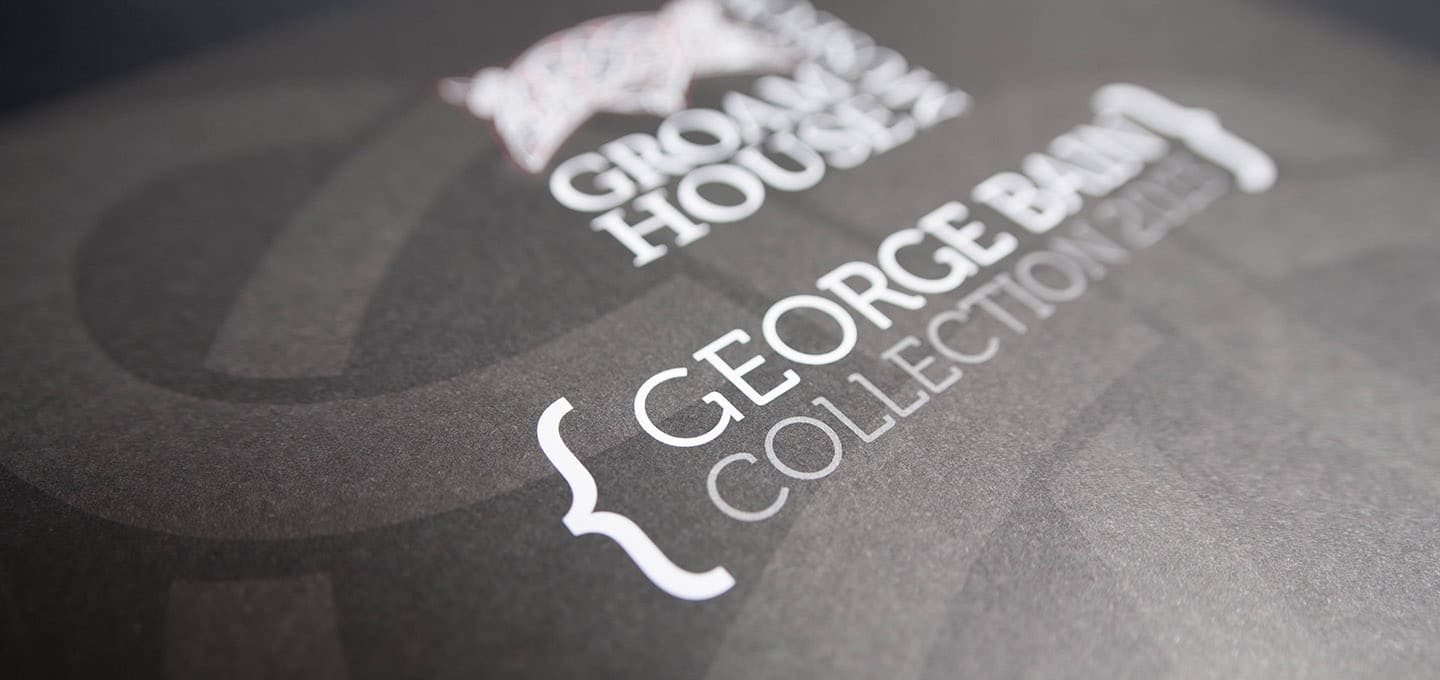 Logo Design - George Bain