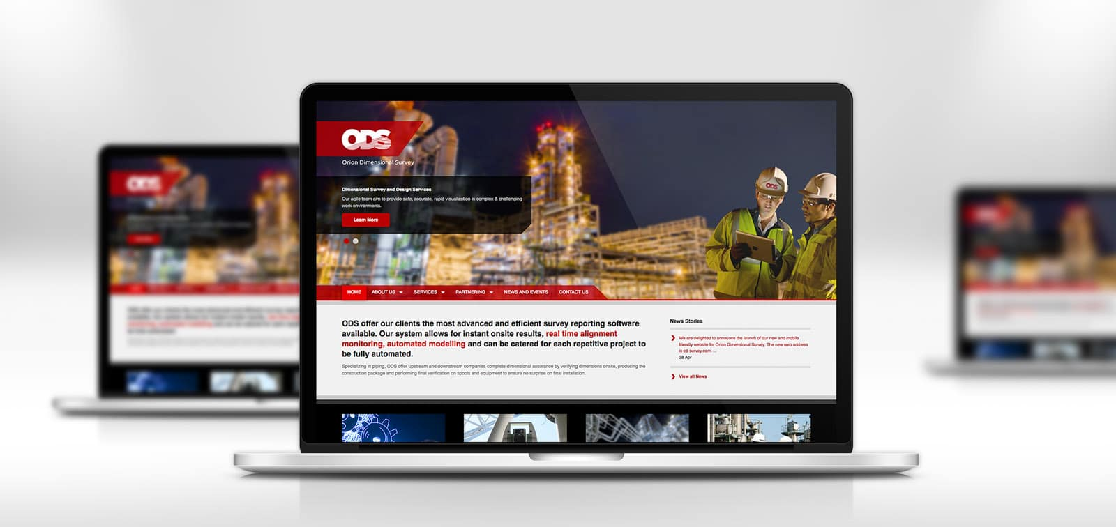 Website Design - ODS