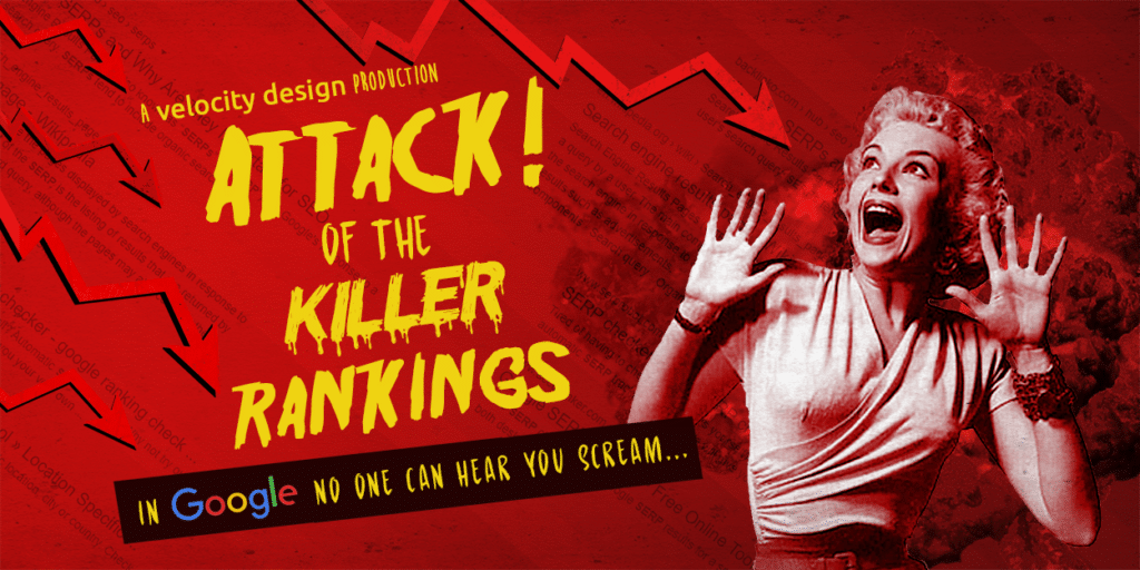 ATTACK! Of The KILLER RANKINGS - How To Save Your Website 4